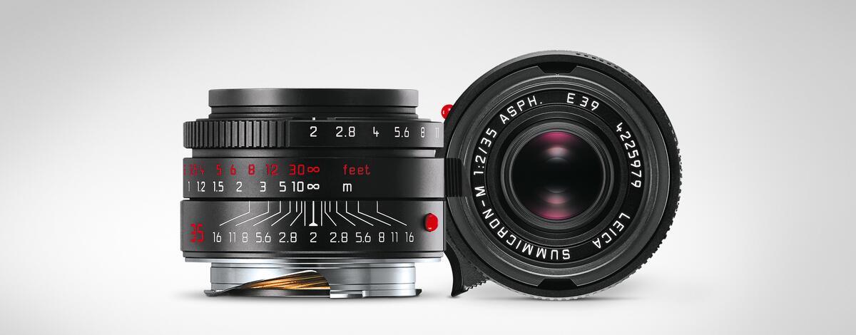 Leica Summicron-M 35 mm f/2 ASPH.