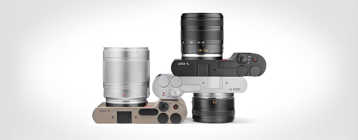 Leica TL Details