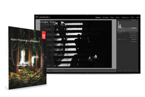 Professional image processing