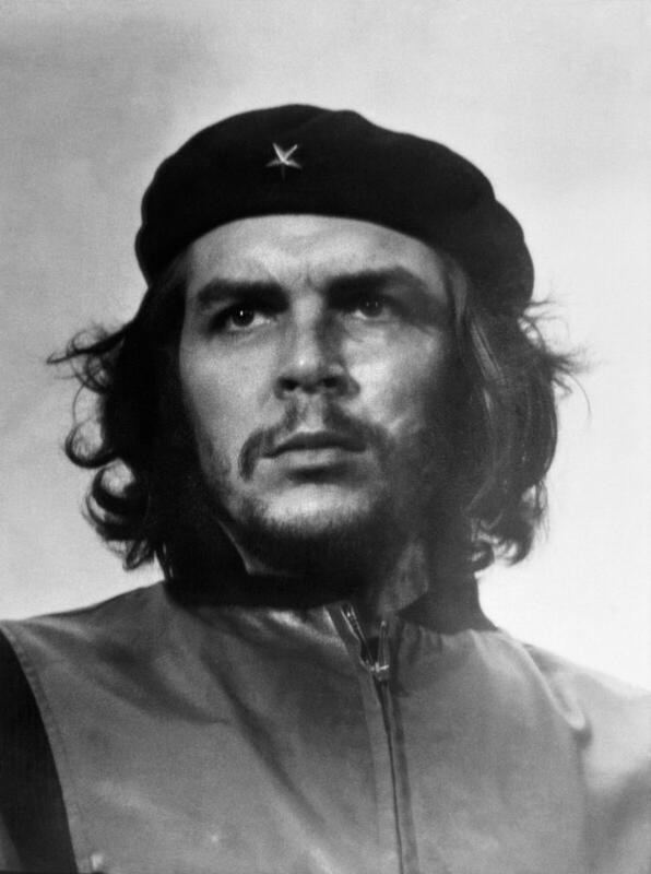 Guerrillero Heroico Alberto Korda