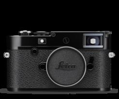 Leica M10-R black paint finish